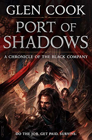 Port Of Shadows By Glen Cook Gary David Gillen